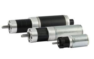 Планетарні мотор-редуктори постійного струму