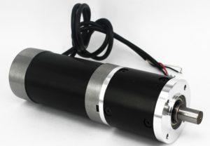 Безколектроний планетарний мотор-редуктор