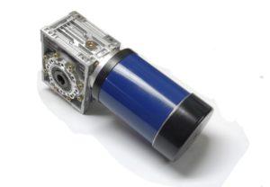 Червячный мотор-редуктор постоянного тока
