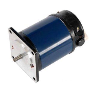 Електродвигун постійного струму 12В, 24В