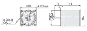 2IK10A електродвигун малогабаритний