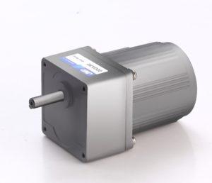 Малогабаритний мотор-редуктор з регульованою швидкістю