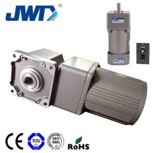 Малогабаритий мотор-редуктор з регулятором швидкості