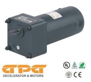 Циліндричний мотор-редуктор постійного струму 12В 24В